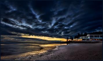 Moody Sunrise