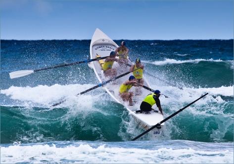 Surf Boat Kurrawa