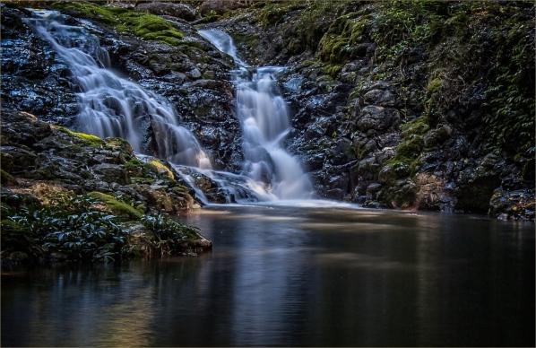 Falls at Canungra