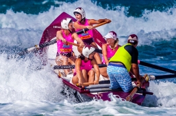 Surf Boat Broadbeach
