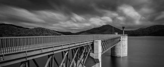 Hinze Dam Intake Tower