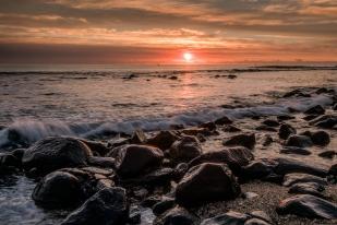 Burleigh Heads Sunrise