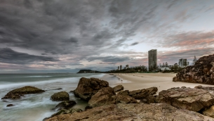 Sunrise North Burleigh